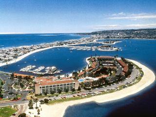 Urlaub San Diego im Bahia Resort Hotel