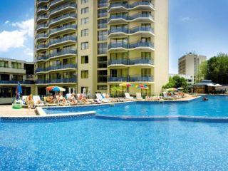 Bulgarien Goldstrand Hotel Karte.2 Tage Doppelzimmer Economy Inkl Flug
