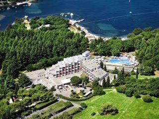 Urlaub Porec im Rubin Sunny Hotel by Valamar