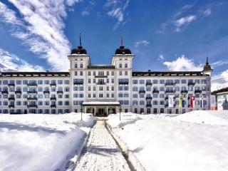 Urlaub St. Moritz im Grand Hotel des Bains Kempinski St.Moritz