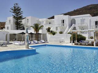 Urlaub Agios Ioannis im Mr & Mrs White Boutique Resort Tinos