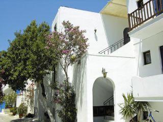 Naxos City im Avra
