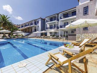 Urlaub Skopelos-Stadt im Aperitton