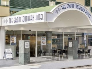 Brisbane im The Great Southern Hotel Brisbane