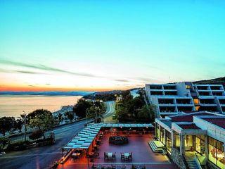 Ouranoupolis im Xenios Theoxenia Hotel