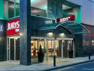 Middlesbrough im Jurys Inn Middlesbrough