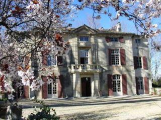 Saint-Rémy-de-Provence im Chateau de Roussan