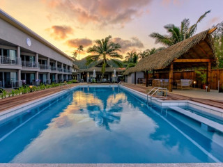 Rarotonga im Moana Sands Beachfront Hotel & Villas