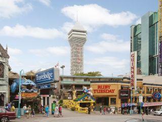 Urlaub Niagara Falls im Travelodge by Wyndham Niagara Falls At the Falls