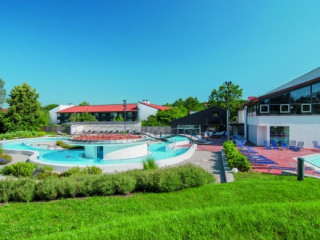 Bad Birnbach im Chrysantihof