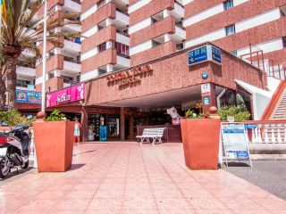 Playa del Inglés im Hotel Corona Roja