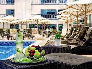 Dubai im Golden Sands Hotel Apartments