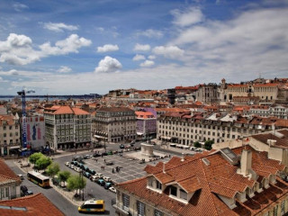 Lissabon im Hotel Mundial Lissabon