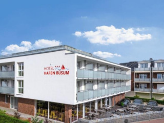 Büsum im Hotel Hafen Büsum