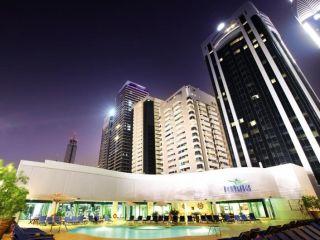Urlaub Dubai im Towers Rotana
