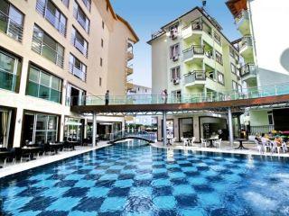 Alanya im Taç Premier Hotel & Spa