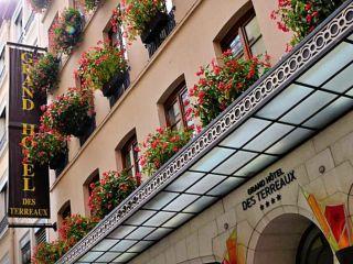 Lyon im Grand Hôtel des Terreaux