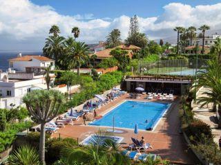 Puerto de la Cruz im Hotel Puerto de la Cruz
