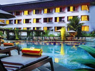 Urlaub Yogyakarta im Santika Premiere Jogja