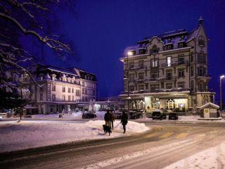 Interlaken im Carlton-Europe Vintage Erwachsenen-Hotel