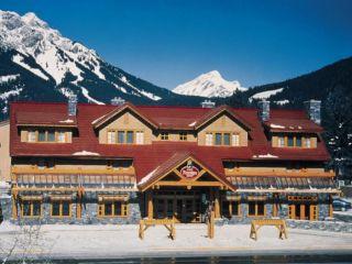Banff im Banff Ptarmigan Inn