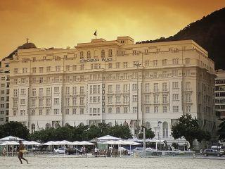 Urlaub Rio de Janeiro im Belmond Copacabana Palace