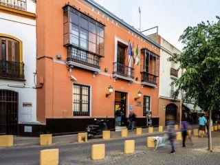 Sevilla im Hotel Patio de la Alameda