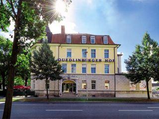 Quedlinburg im Hotel Quedlinburger Hof