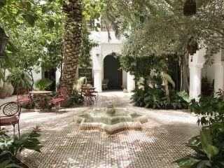 Marrakesch im Riad Ifoulki