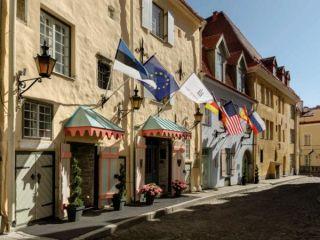 Tallinn im Schlössle Hotel