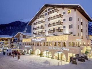 Samnaun im Silvretta Hotel & Spa