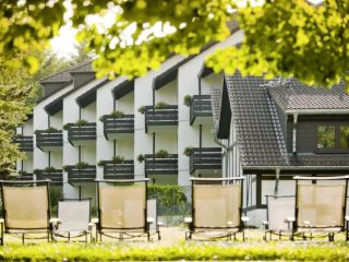 Daun im Sporthotel & Resort Grafenwald