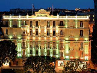 Monte Carlo im Hôtel Hermitage Monte-Carlo