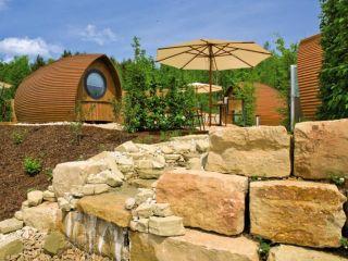 Kleinblittersdorf im Glamping Resort Biosphäre Bliesgau
