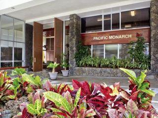 Waikiki im Aqua Pacific Monarch