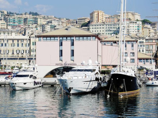 Urlaub Genua im NH Collection Genova Marina