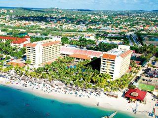 Palm Beach im Barcelo Aruba