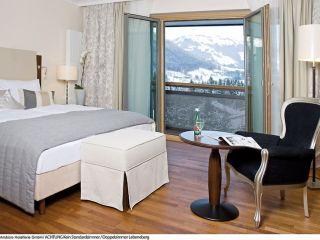 Urlaub Kitzbühel im Austria Trend Hotel Schloss Lebenberg