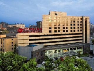 Peking im Sunworld Hotel Beijing