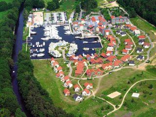 Kleinzerlang im Precise Resort Marina Wolfsbruch