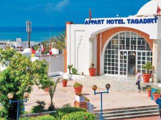 Urlaub Agadir im Hotel Tagadirt