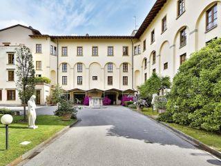 Florenz im Hotel Villa Gabriele D'Annunzio