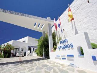Urlaub Arkasa im Popi's Studios