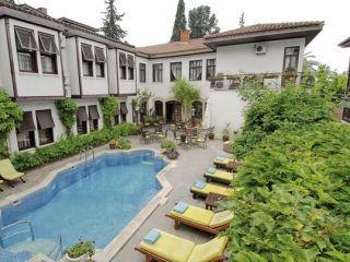 Urlaub Antalya im Aspen Hotel