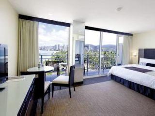 Honolulu im The New Otani Kaimana Beach Hotel