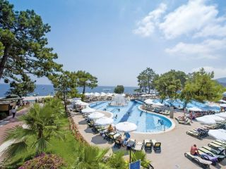 Urlaub Kemer im Crystal Aura Beach Resort & Spa