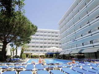 Lloret de Mar im Hotel Gran Garbí