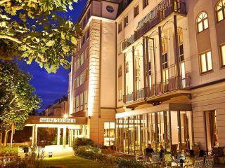 Bad Homburg vor der Höhe im Steigenberger Hotel Bad Homburg