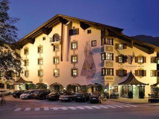 Kitzbühel im Schwarzer Adler Kitzbühel Hotel & Spa