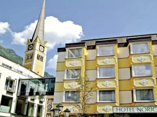 Bad Hofgastein im Hotel Norica Therme